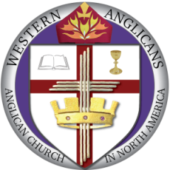 Diocese of Western Anglicans Cross and Crown Seal